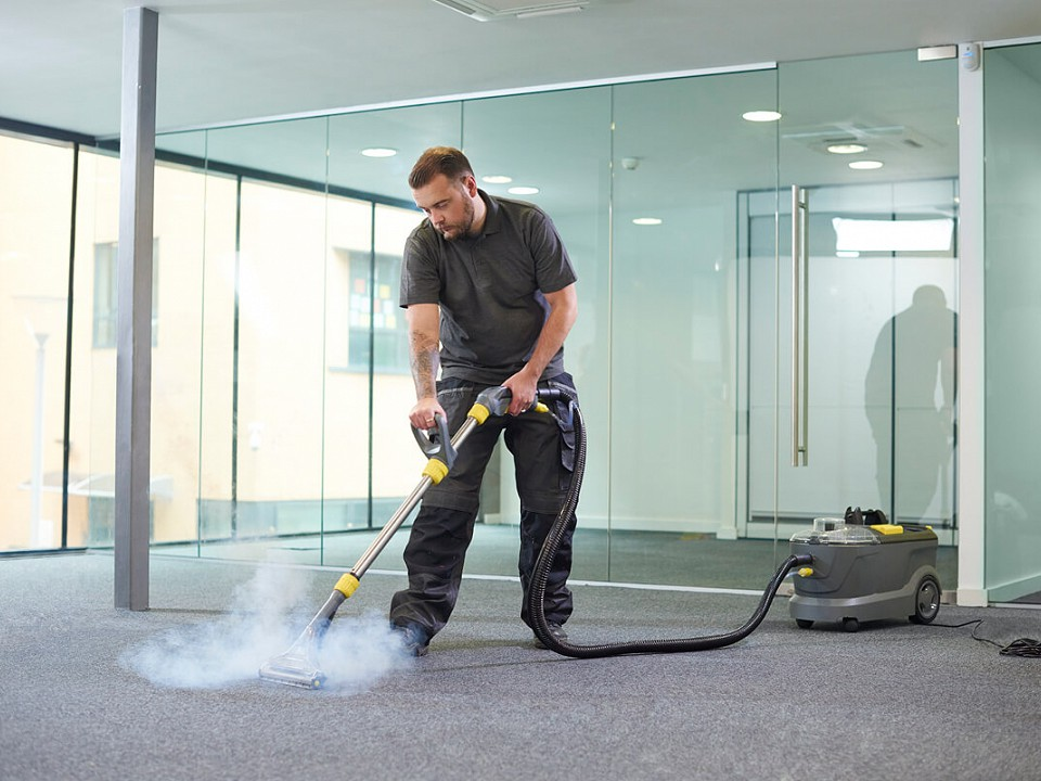 Carpet & Upholstery Cleaning - Contract Cleaning North West, Time-Out Services