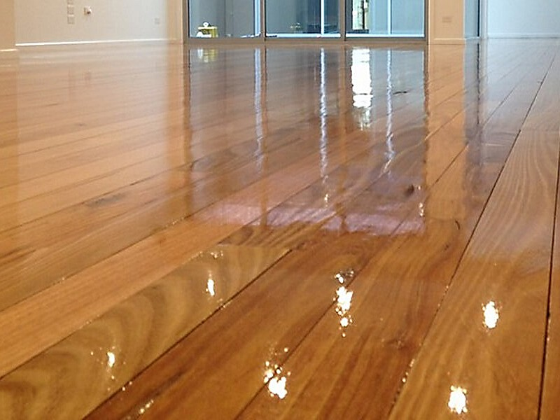 Hard Floor Stripping & Sealing - Contract Cleaning North West, Time-Out Services