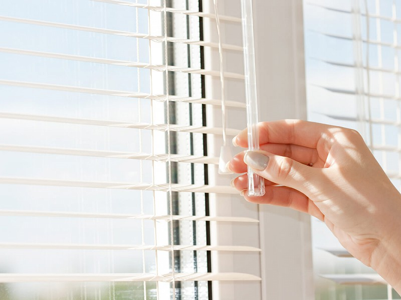 Venetian Blind Cleaning (Ultrasonic) - Contract Cleaning North West, Time-Out Services