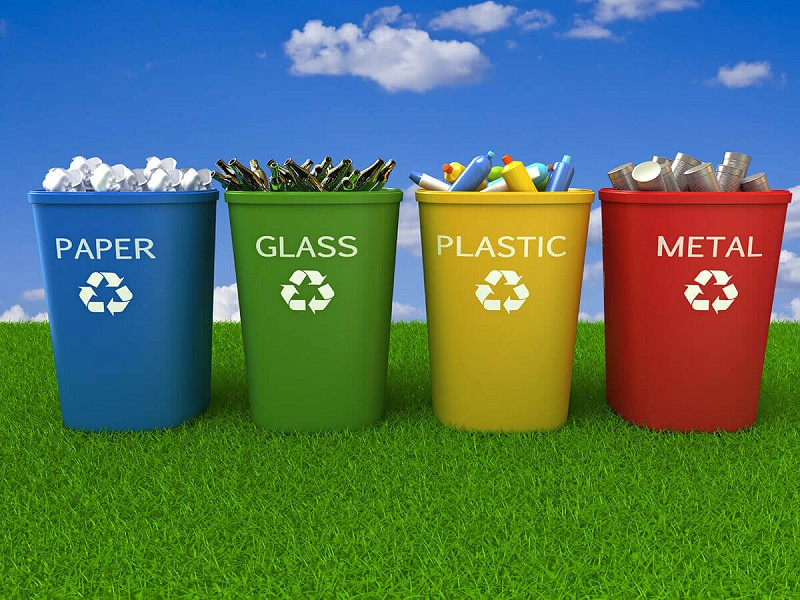 Waste Recycling - Contract Cleaning North West, Time-Out Services