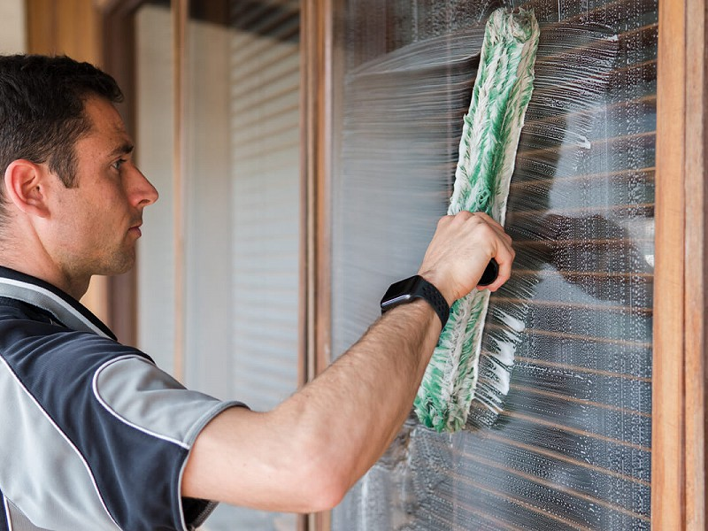 Window Cleaning - Contract Cleaning North West, Time-Out Services